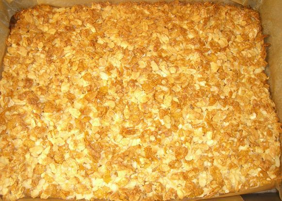 Das Tim Malzer Cornflakes Butterkuchen Rezept Kochmeister