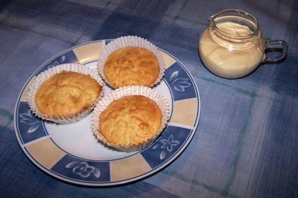 apfel muffins ein kochmeister rezept. Black Bedroom Furniture Sets. Home Design Ideas