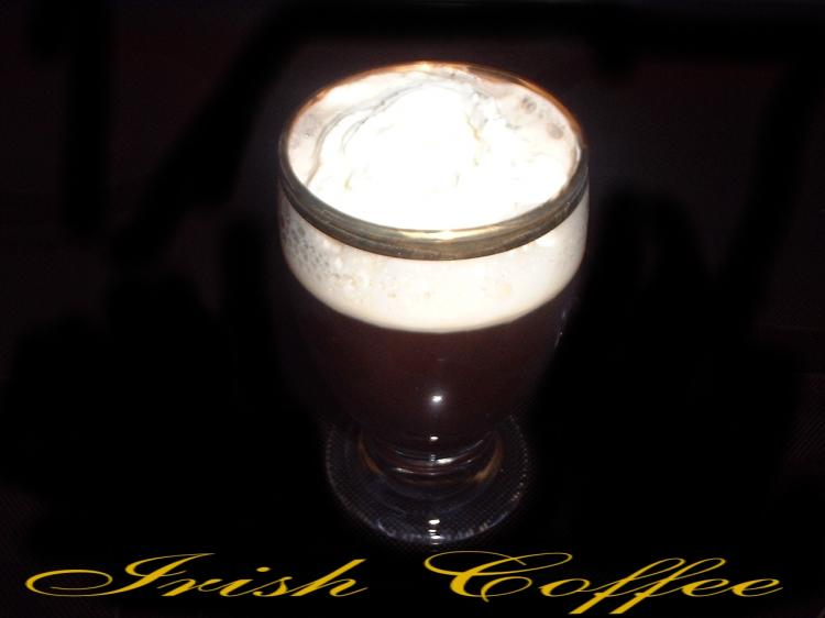 irish coffee ein kochmeister rezept. Black Bedroom Furniture Sets. Home Design Ideas