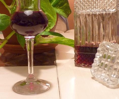 rotwein lik r ein kochmeister rezept. Black Bedroom Furniture Sets. Home Design Ideas