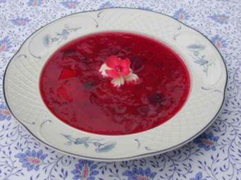 franks russische borrtsch suppe vegetarisch ein kochmeister rezept. Black Bedroom Furniture Sets. Home Design Ideas