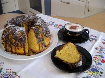 Foto Rezept Schneller, einfacher Kaffee-Klatsch-Kuchen