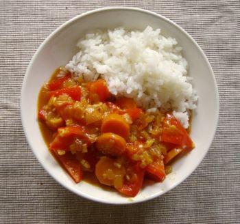 paprika karotten curry ein kochmeister rezept. Black Bedroom Furniture Sets. Home Design Ideas