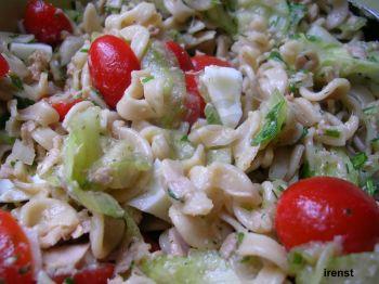 kalorienarmer thunfischsalat, nudel-thunfisch-salat   ein kochmeister rezept, Design ideen