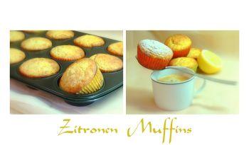 zitronen muffins ein kochmeister rezept. Black Bedroom Furniture Sets. Home Design Ideas