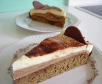 3 foto s zum rezept latte macchiato torte. Black Bedroom Furniture Sets. Home Design Ideas
